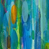 Innerspace 51 by Grogan, Maeve- Fine Art Print on CANVAS : 32 x 32 Inches