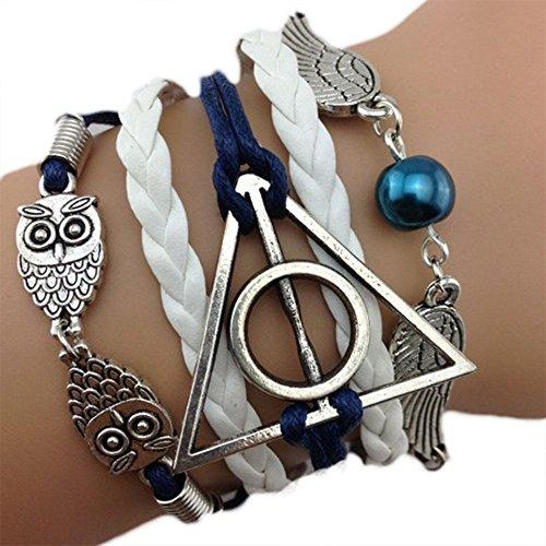 infinity-bijoux-pulsera-infinito-harry-potter-buho-alas-de-angel-y-perla-eternidad-one-direction-bla
