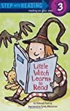 Little Witch Learns to Read (Step Into Reading - Level 3 - Quality)