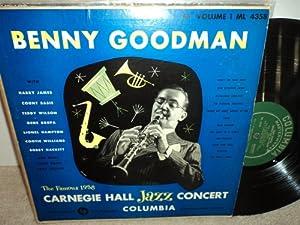 Carnegie Hall Jazz Concert 1938, Vol. 1