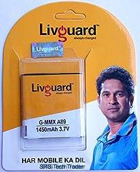 Livguard Battery for Micromax Ninja A89