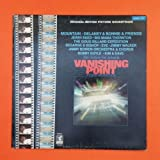 VANISHING POINT Soundtrack LP Vinyl VG++ Cover VG+ Amos AAS 8002