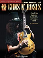 Partition : Guns' N Roses Best Of Signature Licks + Cd