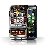 STUFF4 Phone Case Cover for LG Optimus 3D P920 Machine Design Slot Machine Collection