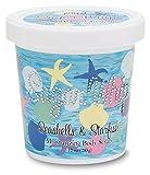 Primal Elements Sugar Whip Seashells and Starfish Body Scrub, 10 Ounce