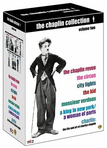 The Chaplin Collection, Vol. 2 (City Lights / The Circus / The Kid / A King in New York / A Woman of Paris / Monsieur Verdoux / The Chaplin Revue / Charlie - The Life and Art of Charles Chaplin) (King Of New York Movie compare prices)
