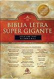 echange, troc  - Holy Bible: Reina Valera 1960, Burgundy, Imitation Leather, Indexed, Super Giant Print
