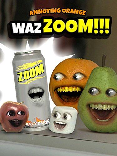 Annoying Orange - WazZOOM!!!