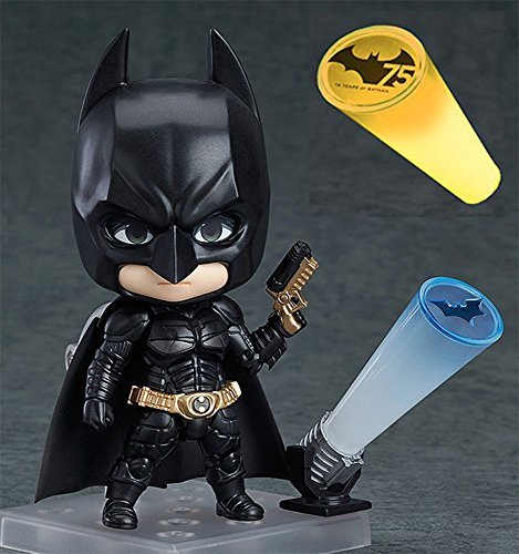 75th Searchlight Nendoroid Batman: Hero's Edition