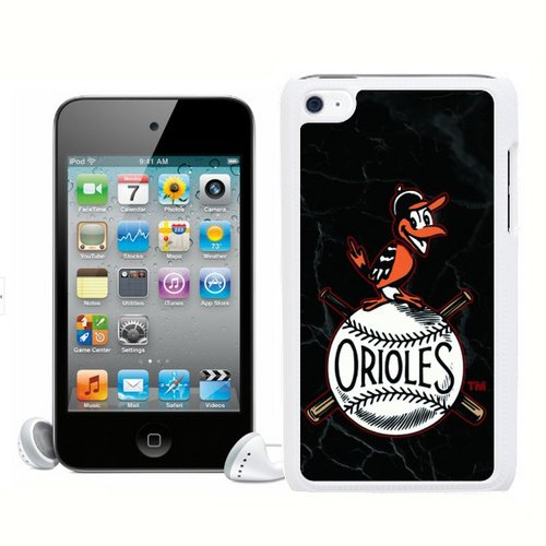 Diy MLB Ipod Touch 4 Case MLB Baltimore Orioles Phone Cover at Amazon.com