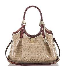 Elisa Hobo Bag<br>Twill Tri-Color