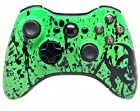 Toxic Green Xbox 360 Rapid Fire Modded Controller 35 Mode for COD Advanced Warfare, Ghosts Black Ops 2 Cod Mw3 Drop Shot Jump Shot Jitter