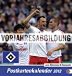 HSV 2013. Sammelkarten Postkartenkale...