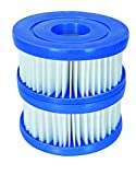 Bestway Size VI Filter Cartridge for Lay-Z-Spa (2 Pieces)