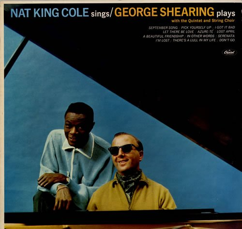Nat King Cole - Nat King Cole Sings - George Shearing Plays - Zortam Music