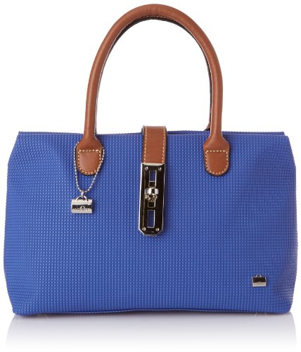 La Bagagerie Women's Shop Xgo Top-Handle Bag Blue blue Taille Unique