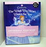Hallmark Recordable Book KOB9050 Disney's Cinderella