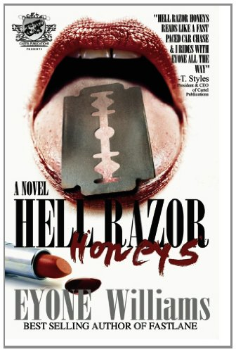Hell Razor Honeys The Cartel Publications Presents097952640X