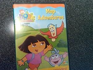 Amazon.com: Dora the Explorer: Map Adventures: Dora The
