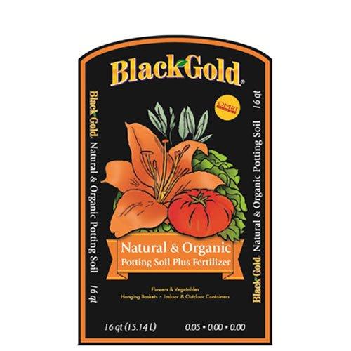 black-gold-1302040-16-quart-all-organic-potting-soil