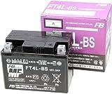 FURUKAWA [ 古河電池 ] シールド型 バイク用バッテリー FT4L-BS