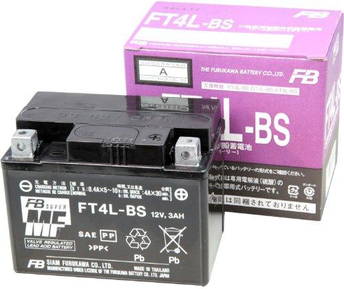 FURUKAWA   シールド型 バイク用バッテリー FT4L-BS