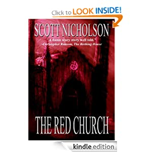 Free Kindle Book: The Red Church, by Scott Nicholson