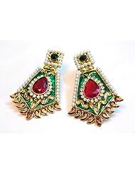 Elegant Elements Royal And Elegant Rajwadi Collection Earring For Women EEE10