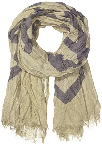 Pieces - Pceanna Long Scarf, Sciarpa da donna, multicolore (dress blues), unica