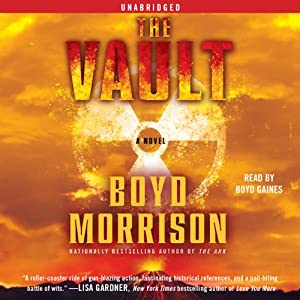 The Vault: A Novel | [Boyd Morrison]