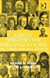 img - for Great Writers on Organizations book / textbook / text book