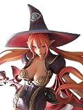 クエスチョナーズ オリジナルフィギュアシリーズ 魔女娘 (PVC塗装済み完成品)