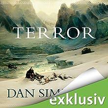 Terror Hörbuch von Dan Simmons Gesprochen von: Detlef Bierstedt