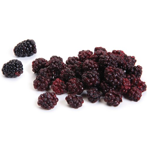 Blackberry Dried Fruits Crunchy 8Oz