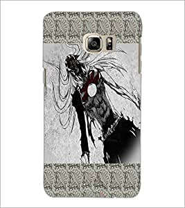 PrintDhaba Devil D-3016 Back Case Cover for SAMSUNG GALAXY NOTE 5 (Multi-Coloured)