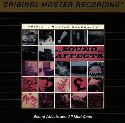 The Jam - All Mod Cons & Sound Affects - Zortam Music