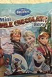 3 Pack Disney Frozen Wrapper Mini Milk Chocolate Bars 2.5 Fl Oz(71g)
