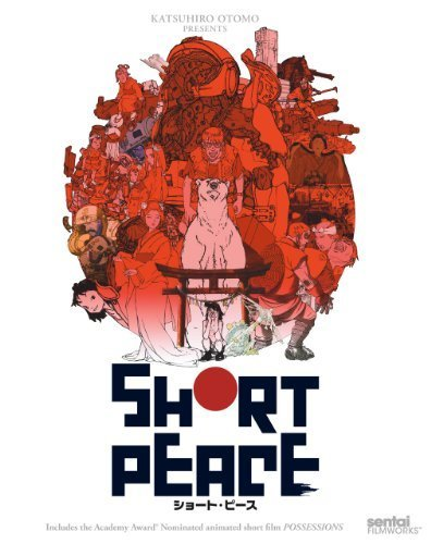 Short Peace: Complete Collection [Blu-ray] by Sentai Filmworks