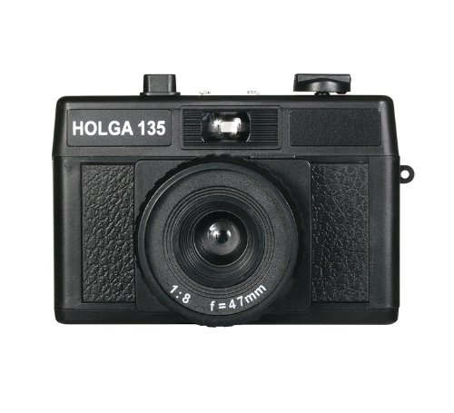 #1  Holga 135 Plastic 35mm Camera