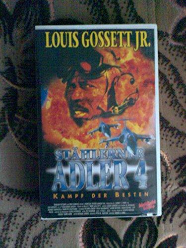 Stählerner Adler 4 [VHS]
