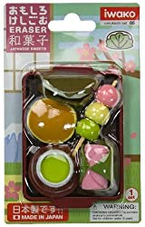 Iwako Japanese Sweets - Collectible Eraser Series 05