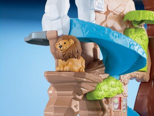 Imagen 4 de Fisher-Price - zoológico función de identificación de animales, incluyendo DVD (Mattel)