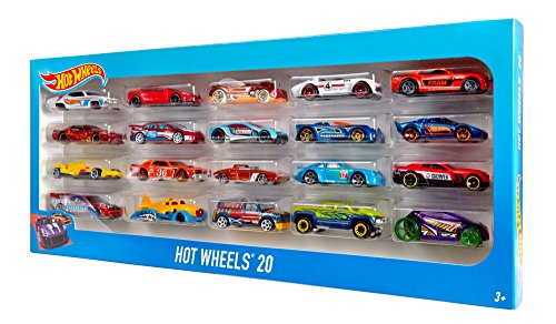 Hot Wheels 20 Car Gift Pack (Styles May Vary) (Hot Wheels Gift Pack compare prices)