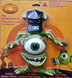 Disney Monsters INC Mike Wazowski Halloween Decoration Pumpkin Push-in