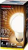 東芝 E-CORE(イー・コア) LED電球 一般電球形 10.6W(光が広がるタイプ・白熱電球60W相当・810ルーメン・電球色) LDA11L-G