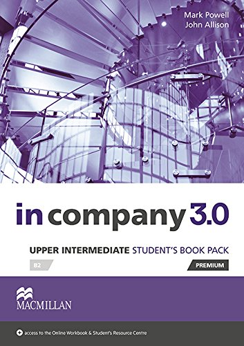 IN COMPANY 3.0 Upp Sts Pack