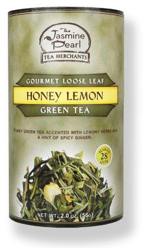 Honey Lemon Ginger Green Tea - Eco-Canister | 2.0 oz