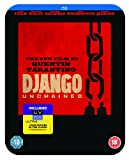 Django Unchained - Limited Edition Steelbook (Blu-ray + UV Copy) [2013]