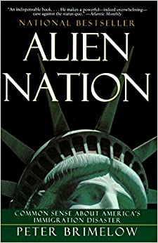 You have to put the Statue of Liberty on the cover of an immigration book--it's the law.