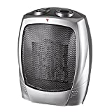 Homall PTC-903 ceramic Tabletop/Floor fan heater with thermostat